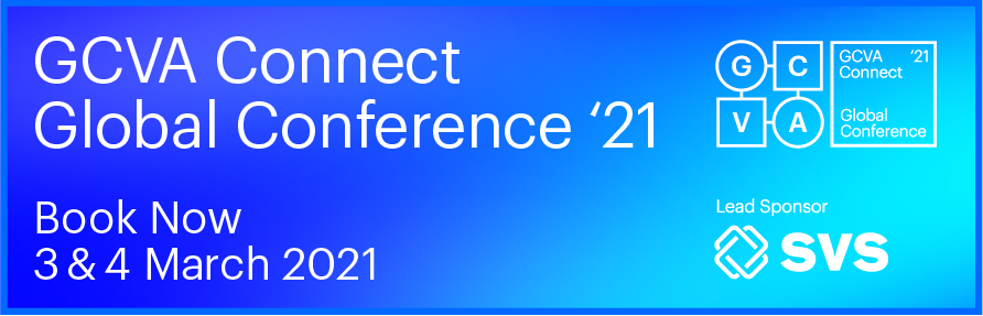 GCVA Connect Global Conference '21 - Book Now - March 3 & 4